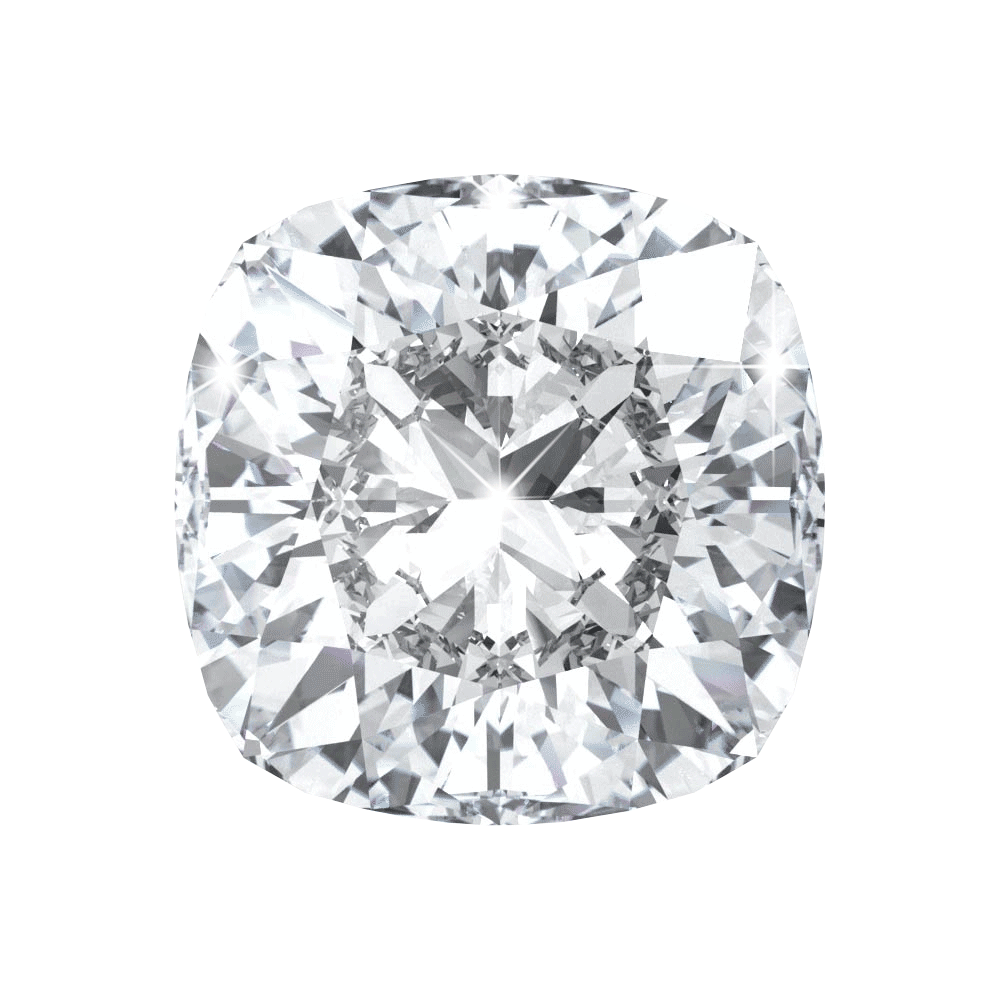 0.51 ct Cushion Lab Grown Diamond